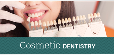 Graphic link to Cosmetic Dentistry page