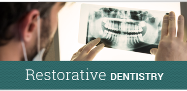 Graphic link to Restorative Dentistry page